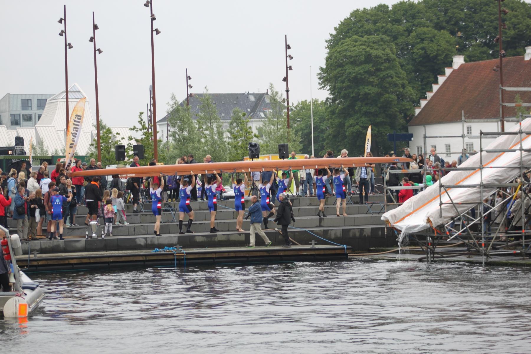 Aalborg Regatta 2013